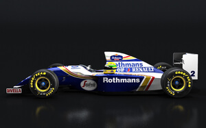 Williams fw16 3
